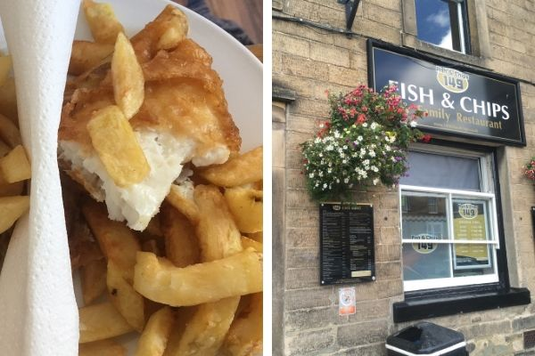 149 Fish and Chips Barnard Castle