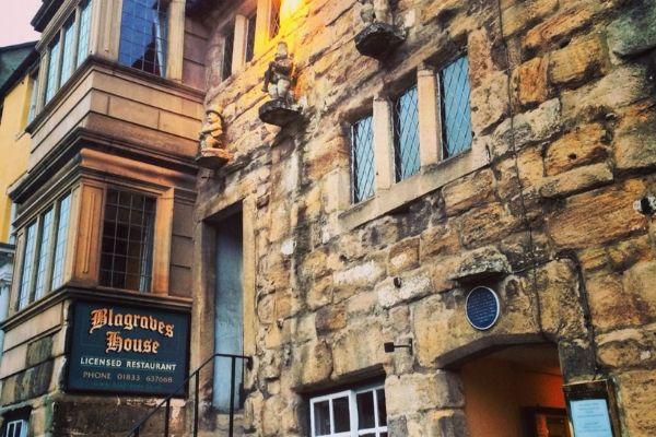 Blagraves Restaurant Barnard Castle
