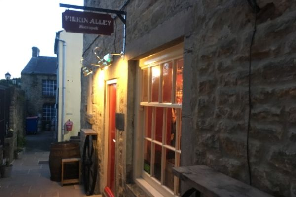 Firkin Alley Real Ale Micropub Barnard Castle