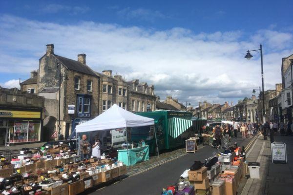 Market Days in Barnard Castle
