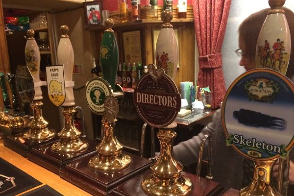 Real Ale Pubs in Barnard Castle