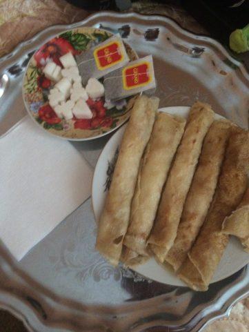 Blini for Breakfast