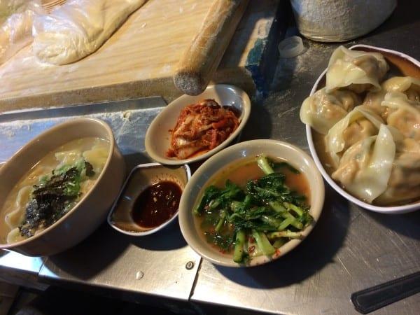 Korean Food - side dishes
