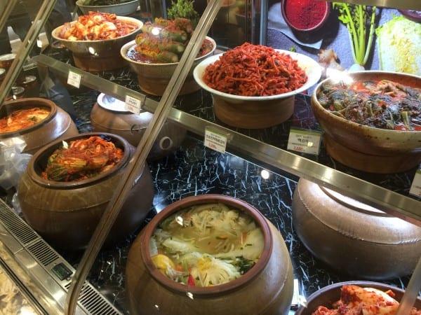 Korean Food Lotte Department Food Court