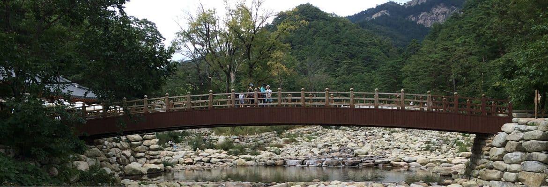 Seoraksan, Wolchusan, Cloud Bridge – Hiking Korea-11740
