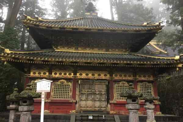 Futraran Shrine Nikko