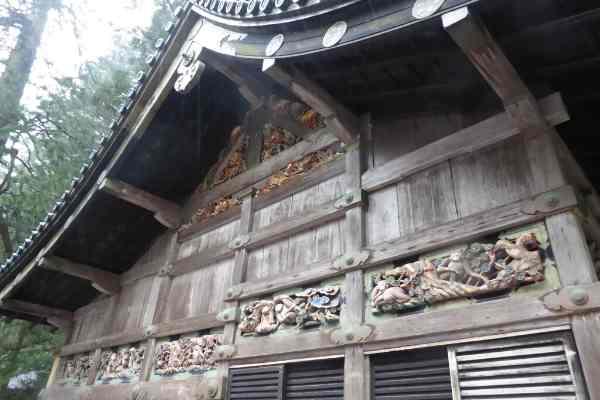 Toshogu Shrine Nikko