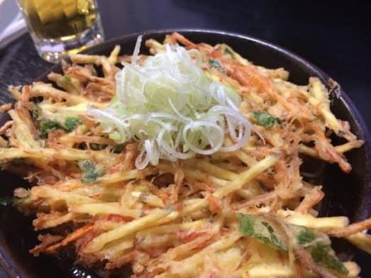 Japanese Food - Japanese Tempura