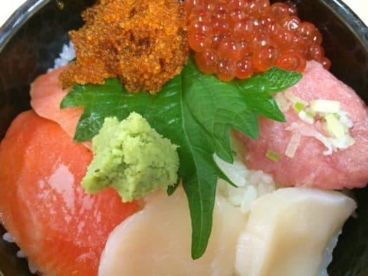 Japanese Food – Donburi Bowl2
