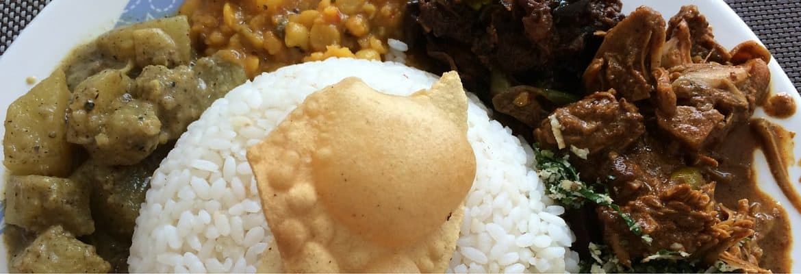 Sri Lankan Food – More than Rice and Curry-11782