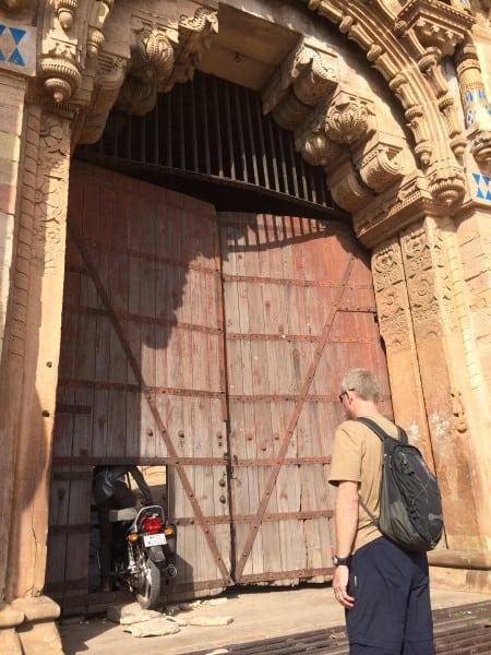 Gwalior-Fort-Elephant-Gate