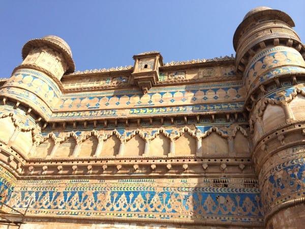 Gwalior-Fort-Man-Singh-Palace-2