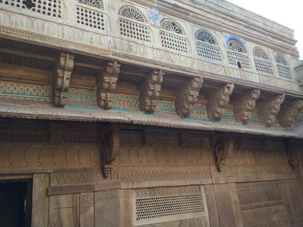 Gwalior-Fort-Man-Singh-Palace-3