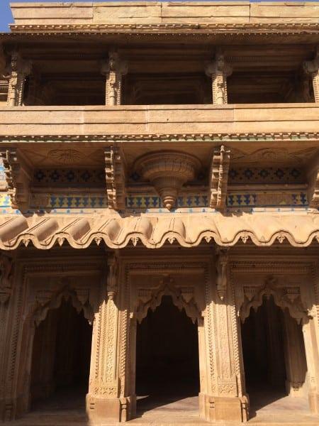 Gwalior-Fort-Man-Singh-Palace-5