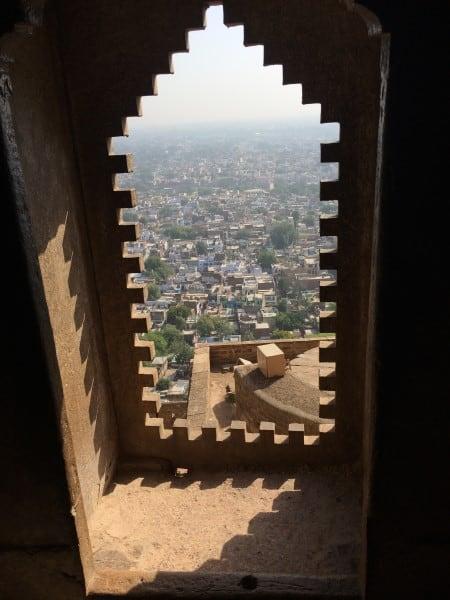 Gwalior-Fort-Man-Singh-Palace-7