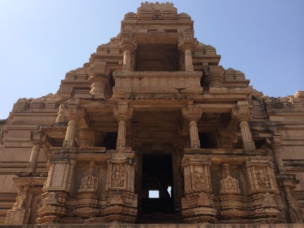 Gwalior-Fort-Sas-Bahu-Temple-3