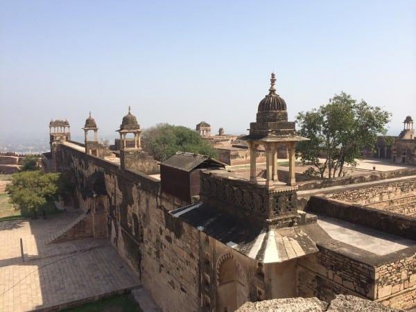 Gwalior-Fort-Shah-Jahan-Palace-area-4