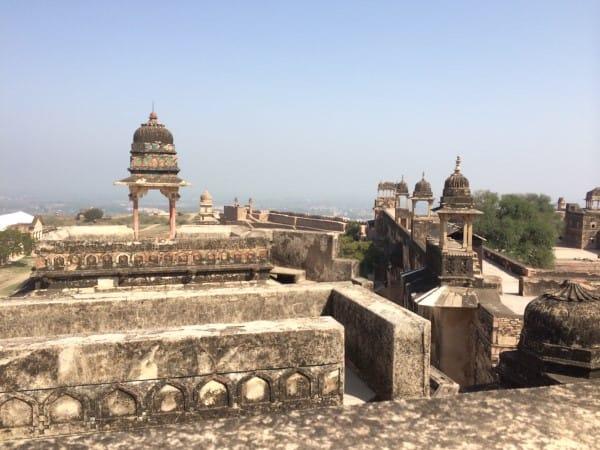 Gwalior-Fort-Shah-Jahan-Palace-area-6