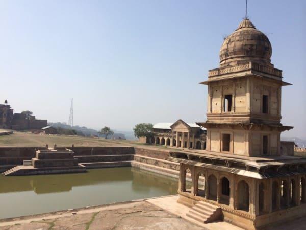 Gwalior-Fort-Shah-Jahan-Palace-area-8