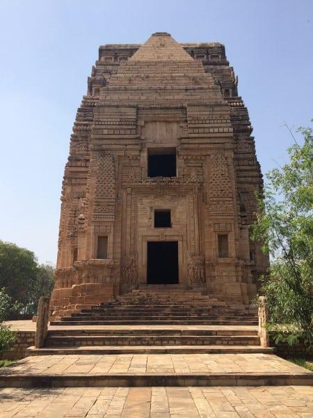 Gwalior-Fort-Teli-ka-Mandir-4