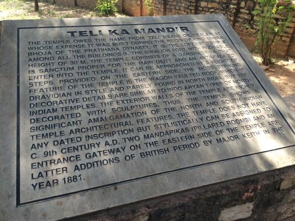 Gwalior-Fort-Teli-ka-Mandir-5