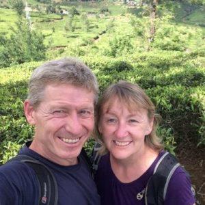 Nigel Dockerty & Sarah Carter