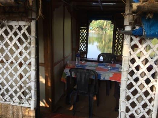 Kerala Backwaters Houseboat.