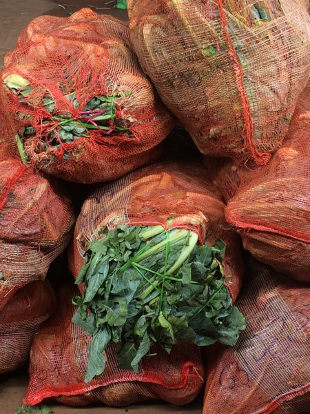 Burmese Vegetables