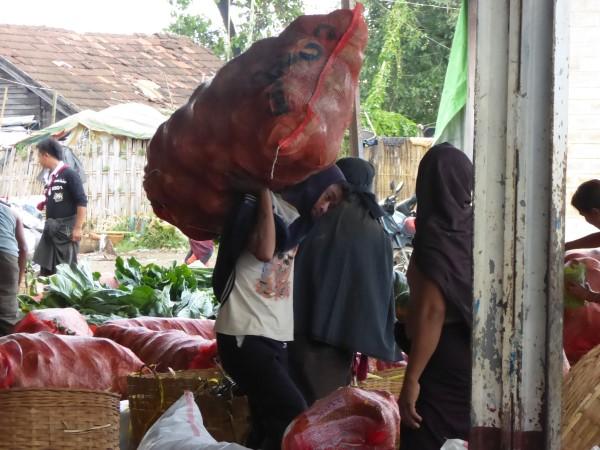 Manual Labour in Myanmar