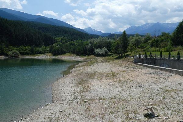 Krintez Dam Fishing Lake