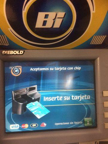 ATMS in Guatemala BI
