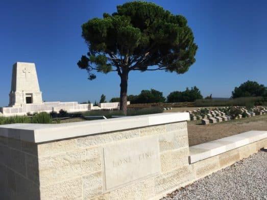Gallipoli Lone Pine Cemetery