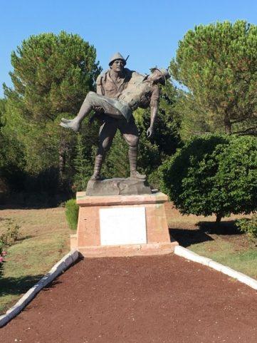 Gallipoli Memorials