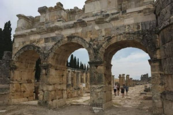 Hierapolis Arches