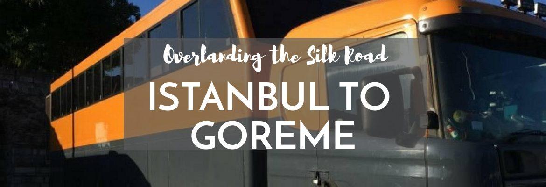 Istanbul-to-Goreme