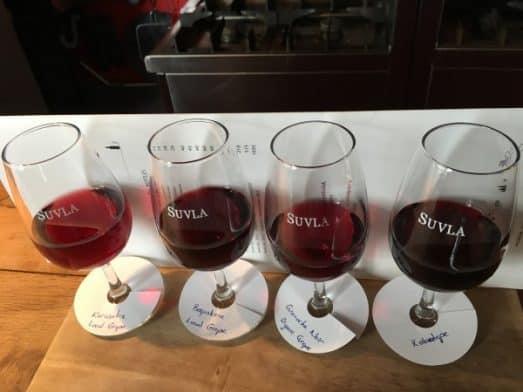 Suvla Red Wine