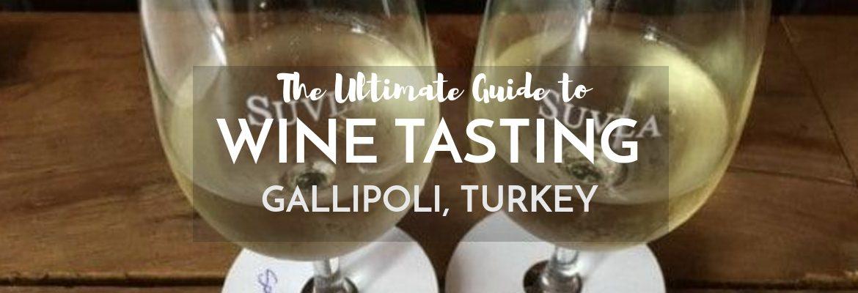 gallipoli wine tasting