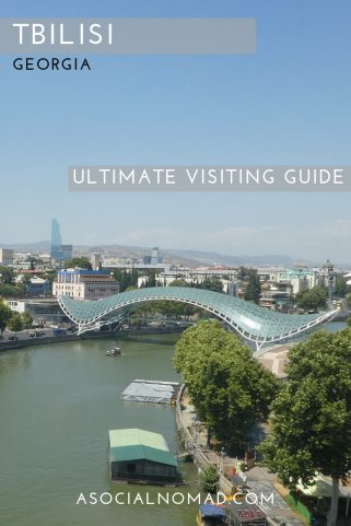 Everything you need to know about visiting Tbilisi, Georgia. This amazing capital city is well worth of a long weekend trip or more! The best of the Caucasus region, with incredible architecture, amazing food and great wine. #VisitGeorgia #Tbilisi #Georgia #Caucasus #OffTheBeatenTrack