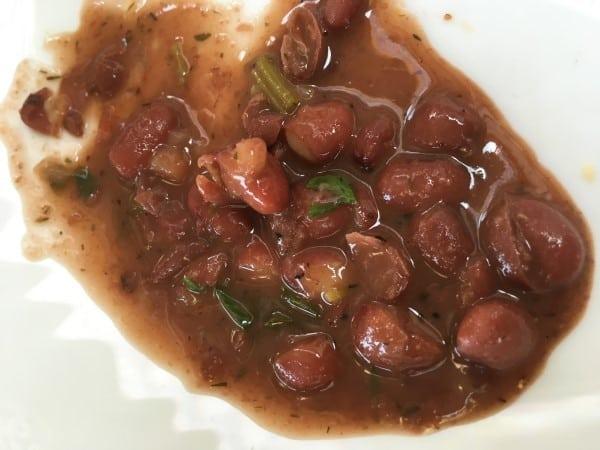 Lobio - Claypot Beans