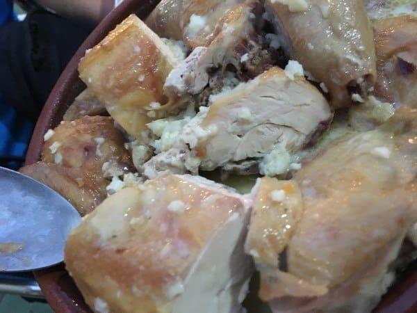 Shkmeruli Chicken