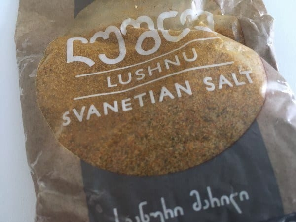 Svan Salt