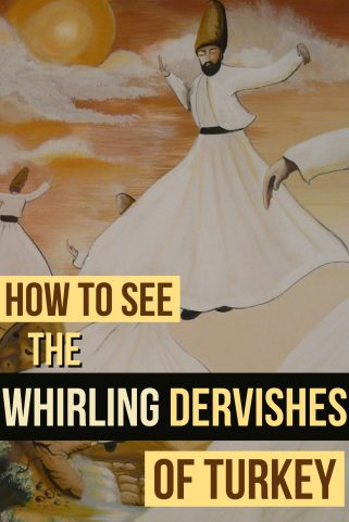 Everything you need to know about Turkey's Whirling Dervishes. Far more than just a tourist attraction, this mesmerizing spiritual experience is a must do in Turkey and Istanbul. #Dervish #Istanbul | Turkey | Asia | Sufi