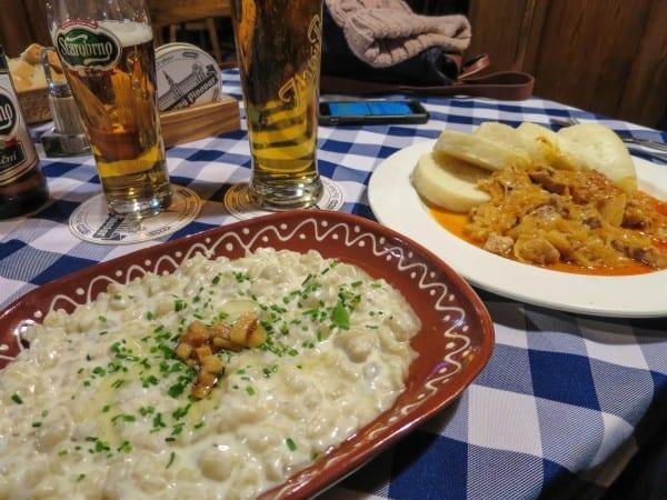 Best Beer Snacks Slovakia