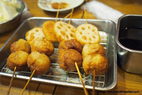 BestBeer Snack Kushikatsu_Japan_Mary_Chong