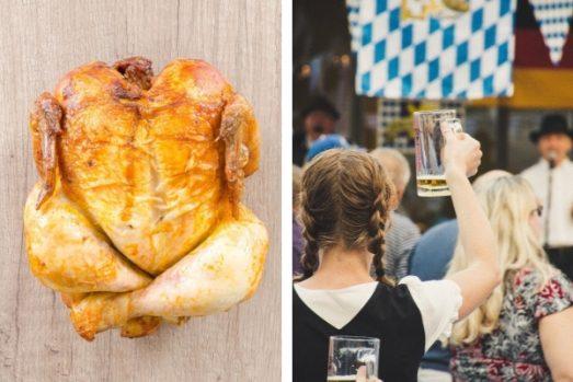Germanys best beer snacks weisnhendl