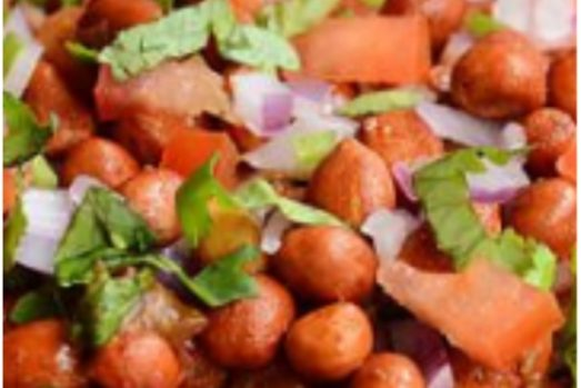 Indian Beer snack masala peanuts