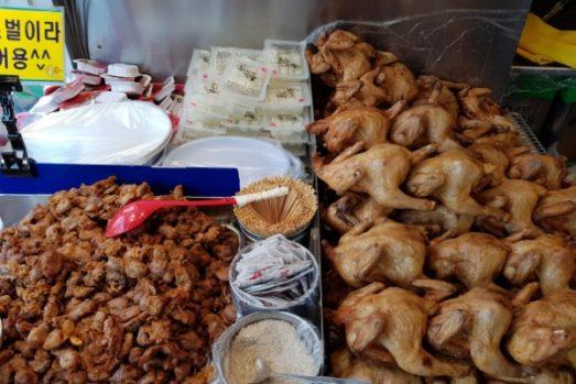 Korean Best Beer Snack Fried Chicken