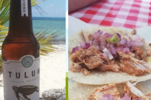 Mexicos Best Beer Snacks Tacos