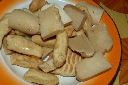 Mongolias Best beer snacks dried cheese