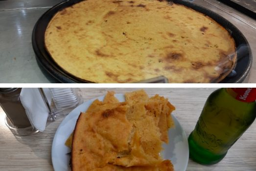 Socca Beer Snack Life on the Mediterranean